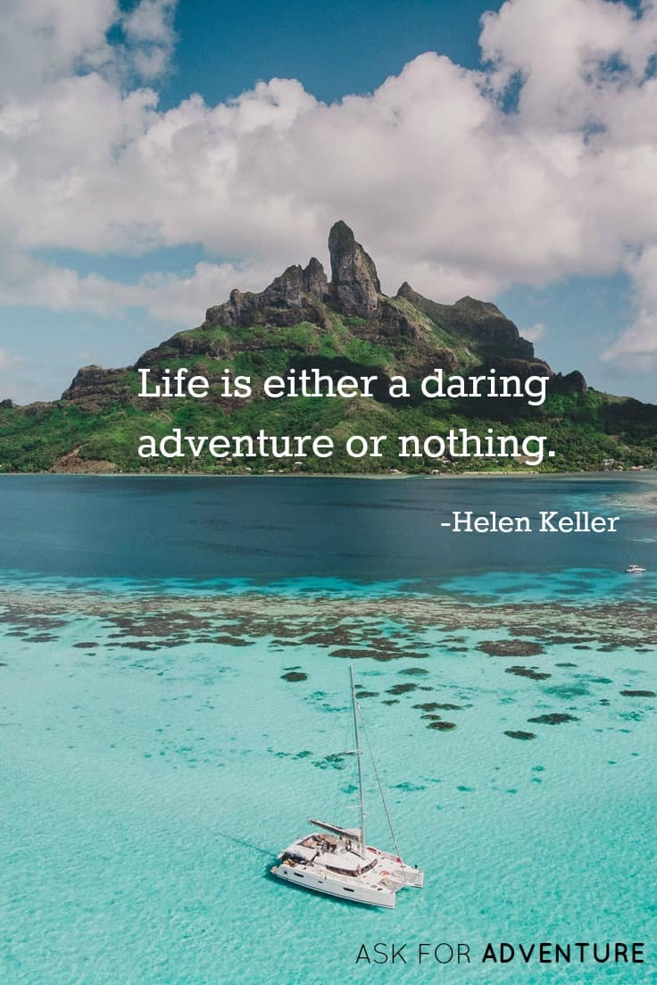 quotes about outdoor adventures