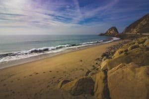 Point Mugu State Beach Malibu