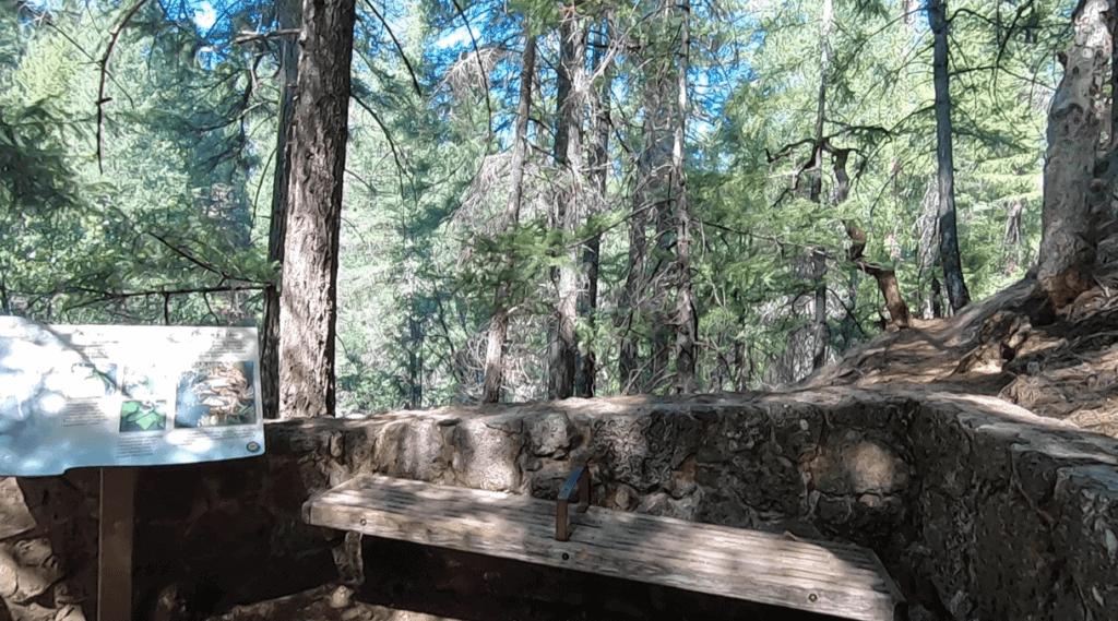 burney falls hike