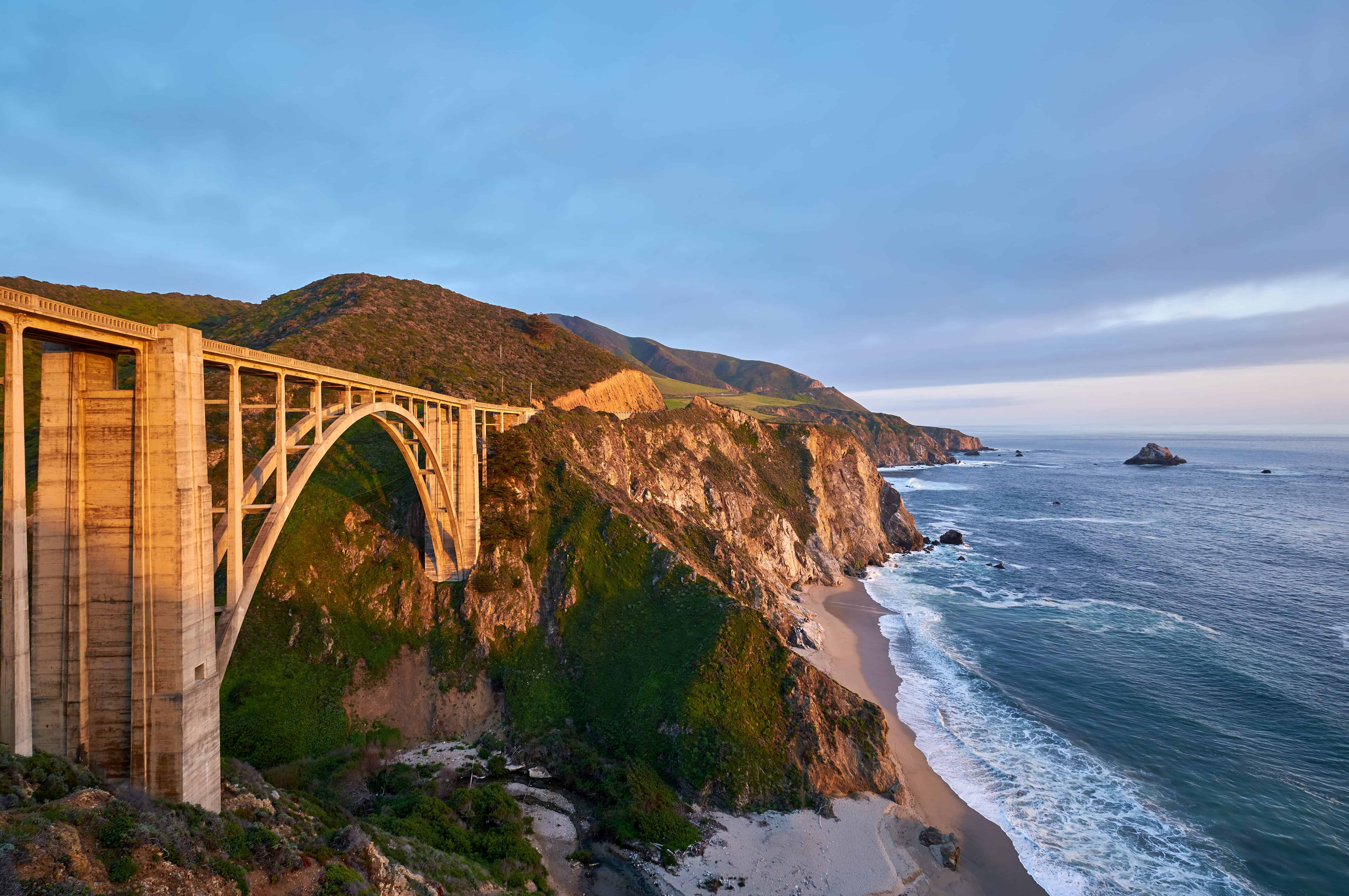 stops along pacific coast highway