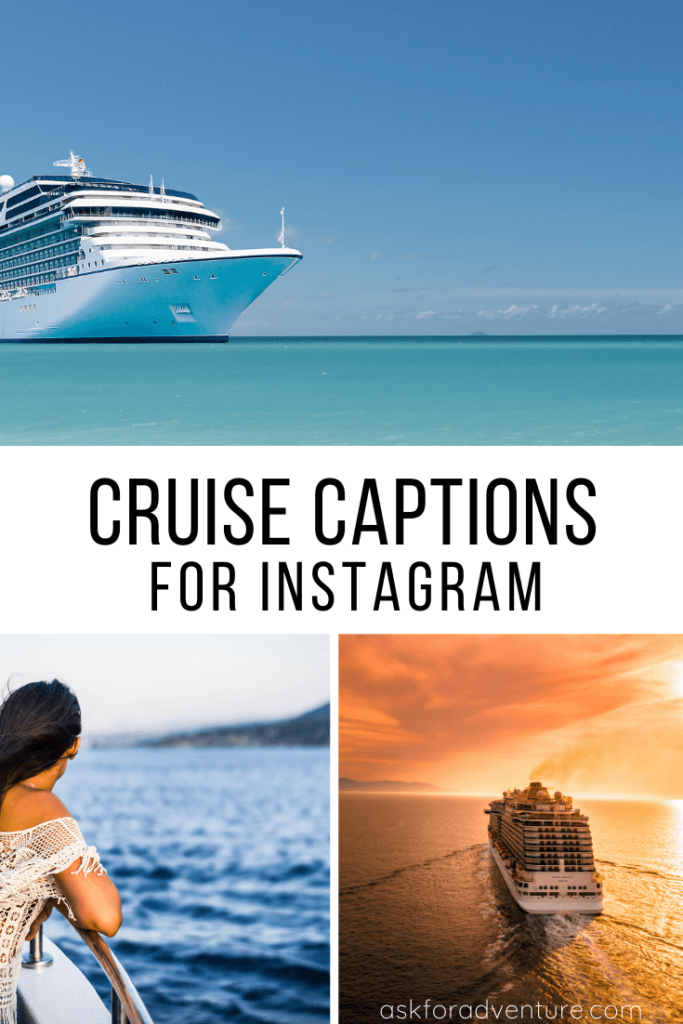 cruise captions for instagram