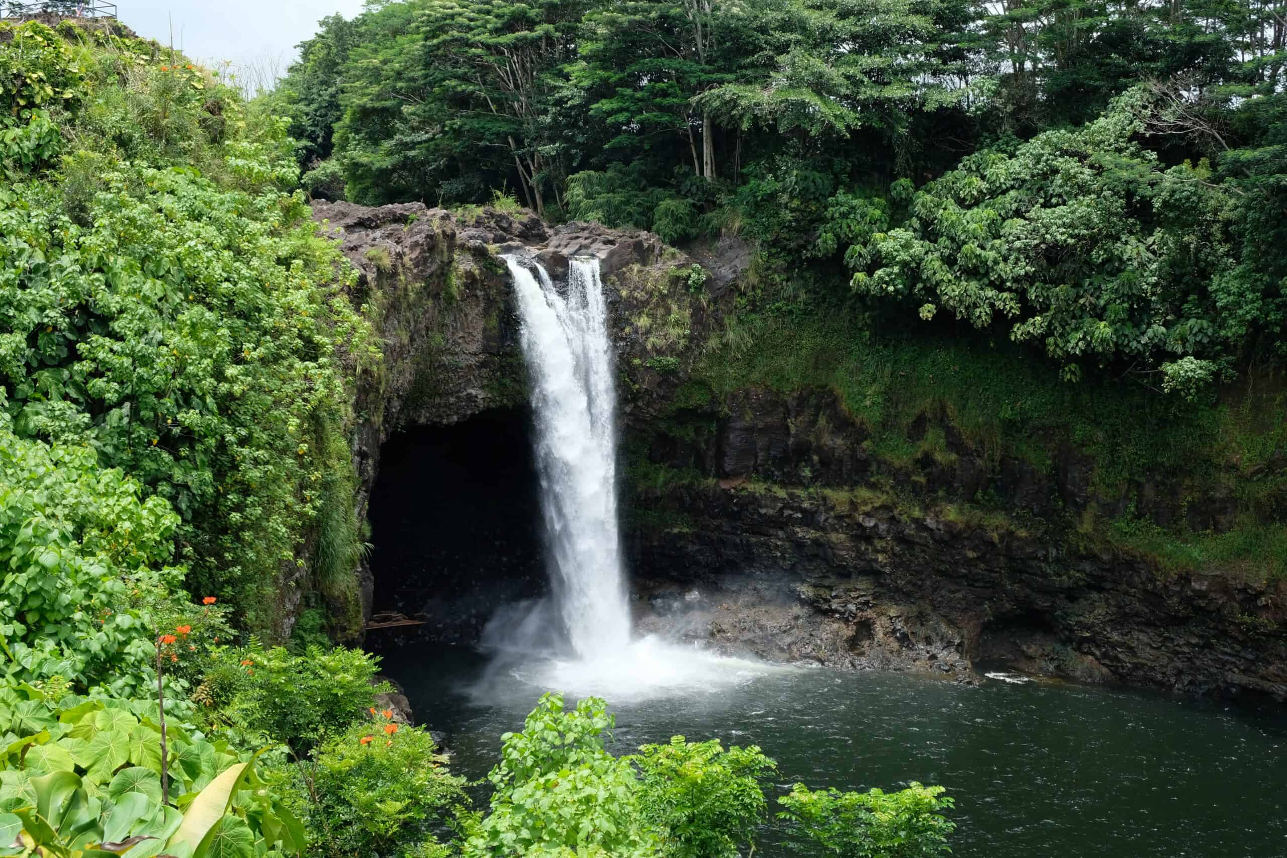 31 Instagram Captions for Waterfalls Photos