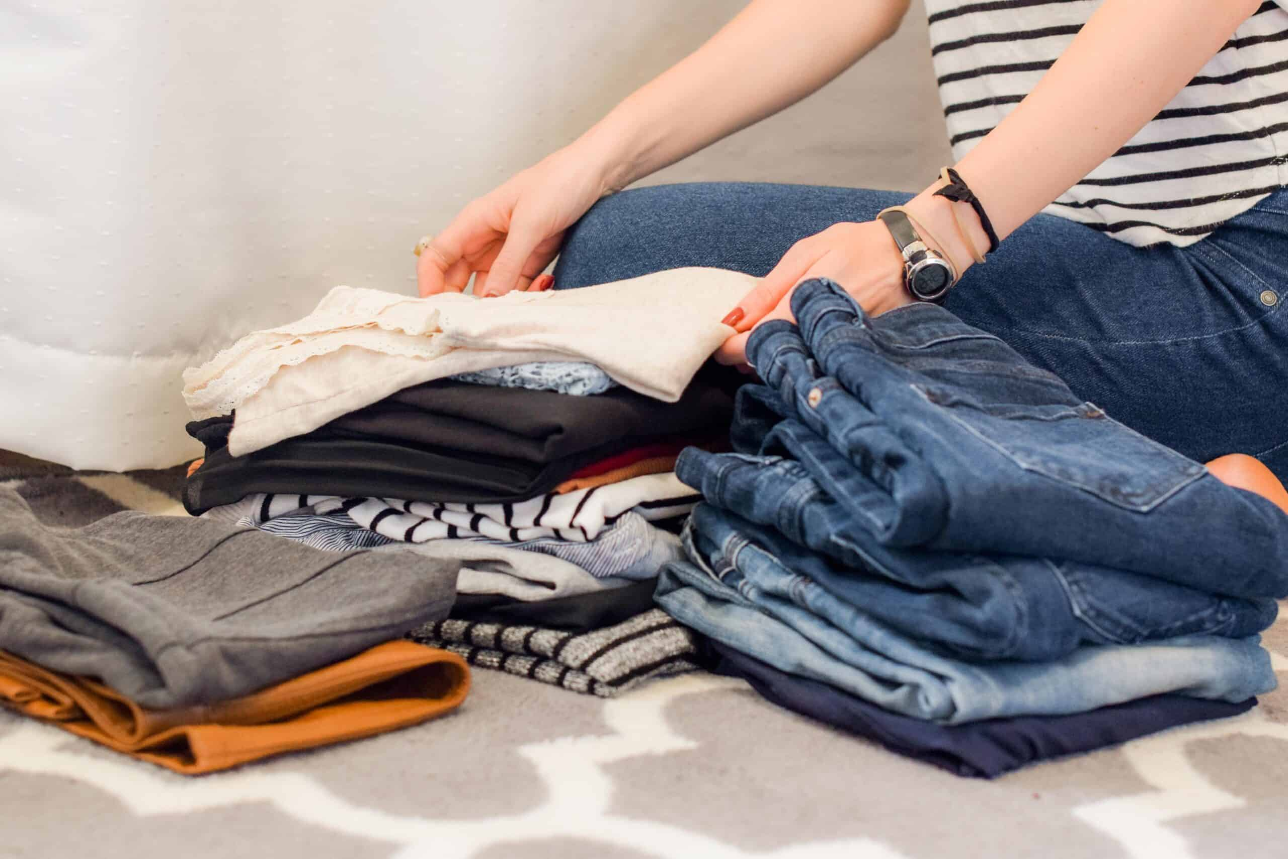 organize and clean home