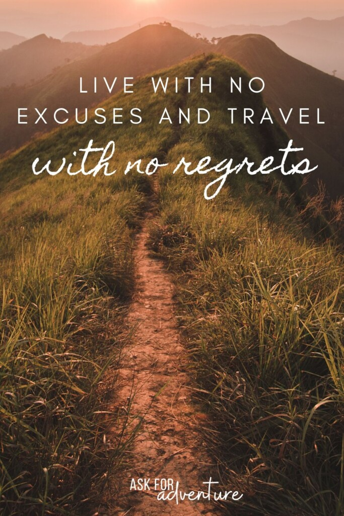 Oscar Wilde travel quotes | Live with no excuses and travel with no regrets.