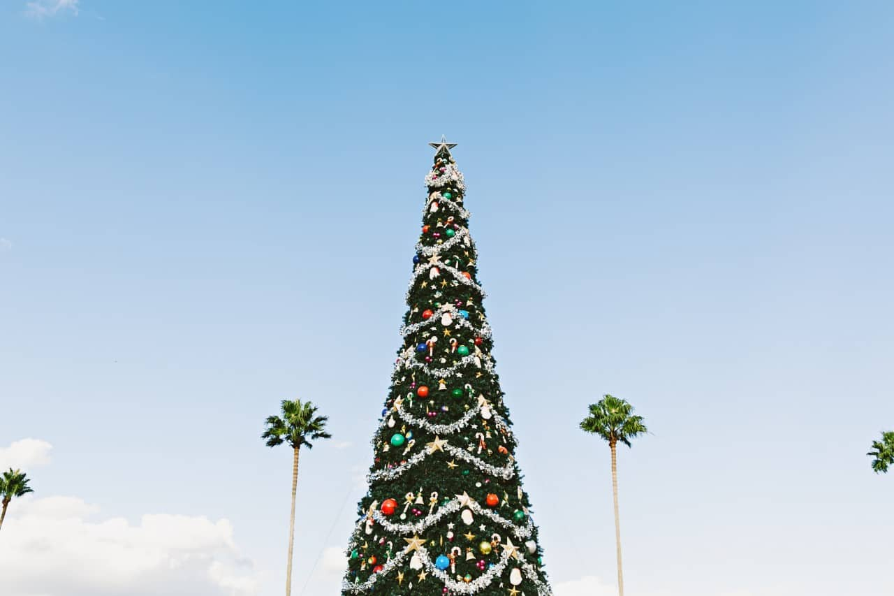 best places in california at christmas